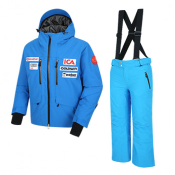 JUNIOR REPLICA JKT+PANT (GSJ2NH68 CLW + CSP6NH68 CLW) [16/17]