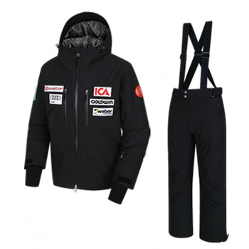 JUNIOR REPLICA JKT+PANT (GSJ2NH68 BK + CSP6NH68 BK) [16/17]