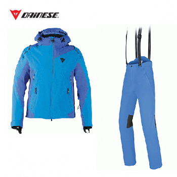 SKYWARD D DRY Jacket BL/JEWEL + EXCHANGE DROP Pants NATI/BLUE [16/17]