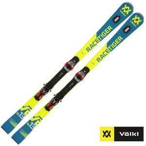 RACETIGER SPEEDWALL SL PRO + RACE XCELL 16 YELLOW/BLUE [18/19]
